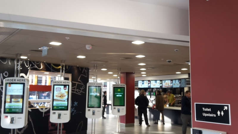 case study mcdo A case study of mcdonald's sweden mårten fristedt  the study describes a  supply chain where its members to a large extent collaborate as.